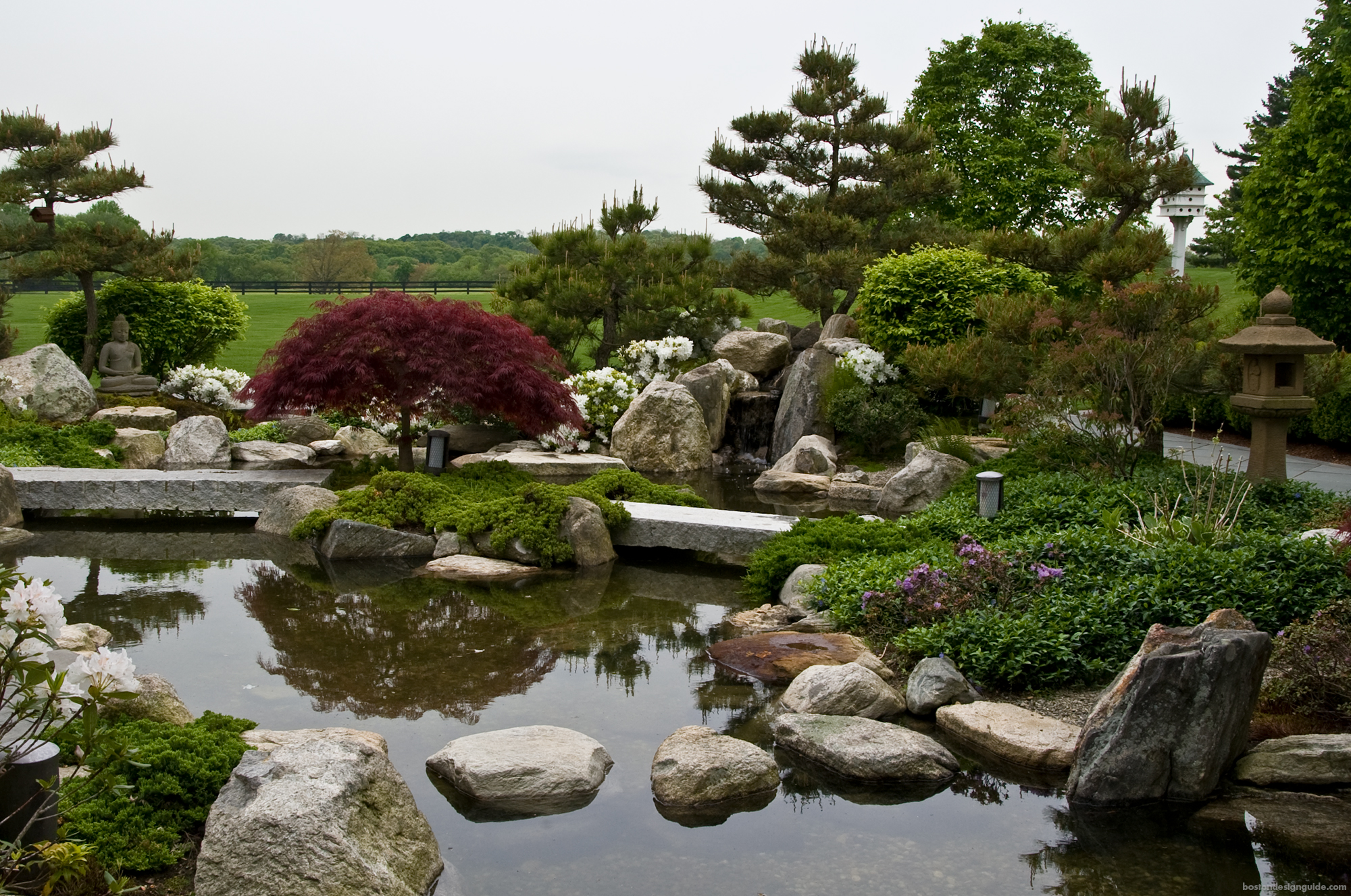 Zen associates inc for Associate landscape architect